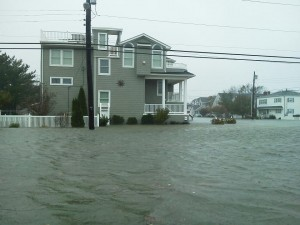 Hurricane Sandy on Long Beach Island NJ Assistance