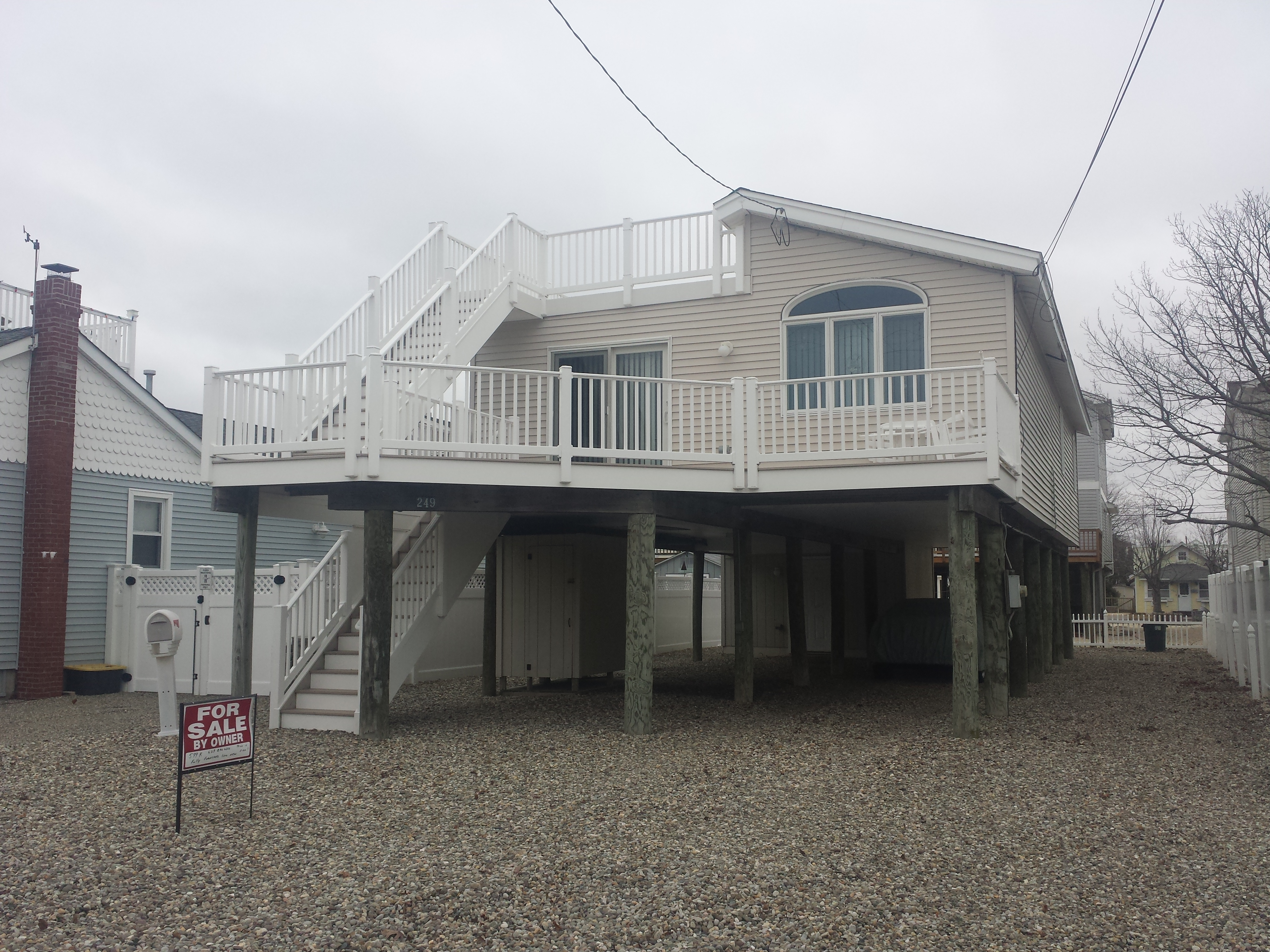 Lbi homes for sale by owner lbi fsbo long beach island nj for Home builders in south jersey