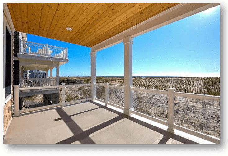 LBI New Construction House Features and Ideas | Building A New Home On Long Beach Island NJ | LBI Real Estate New Construction