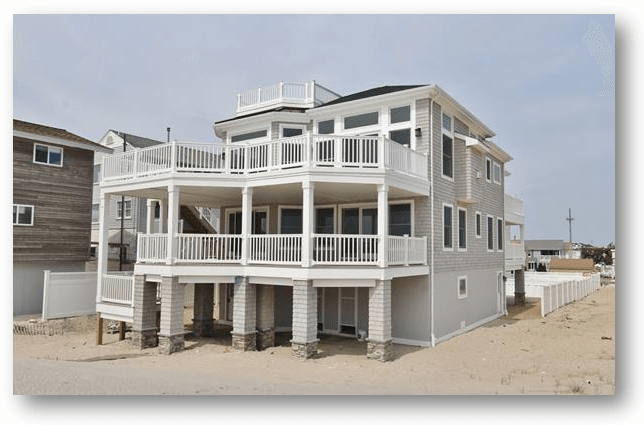 Lbi New Construction Building A Home On Long Beach